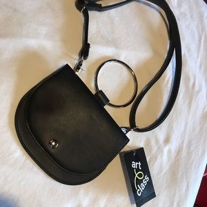 NWT Crossbody Mini Ring Top Bag